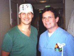 Doctor Magnus Hober.