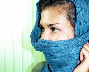 Imagen de una mujer árabe | Captial mundial de la Rinoplastia